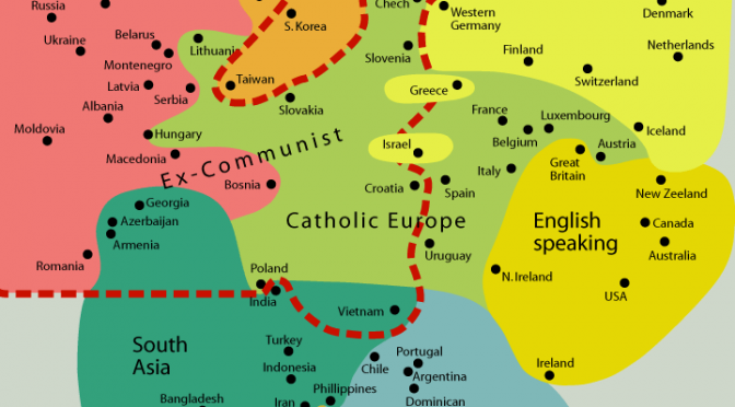 С чего начинается Запад?
