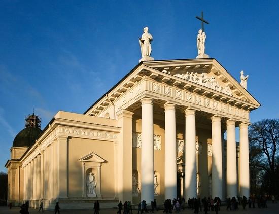 Кафедральный собор в Вильнюсе (meyupa.com)