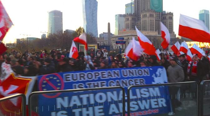 Европейские ура-патриоты