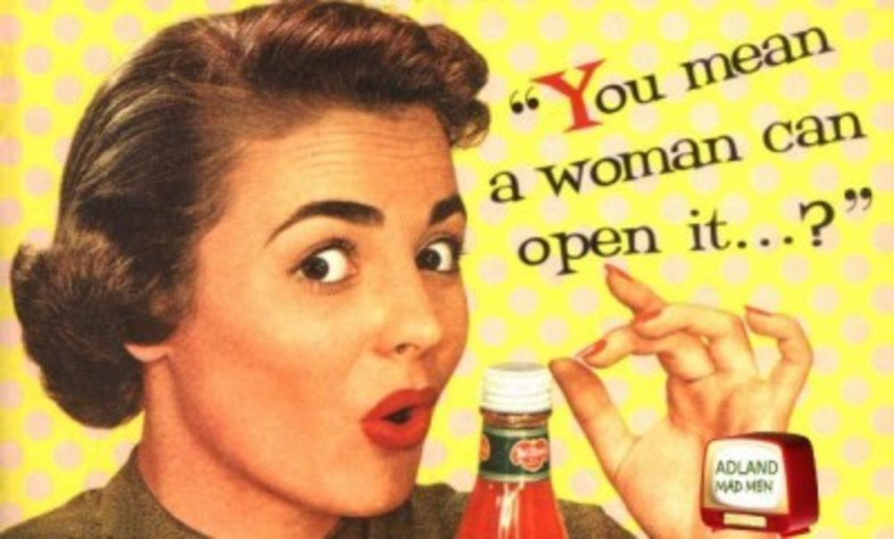 Del Monte Ketchup's 1953′s ad campaign