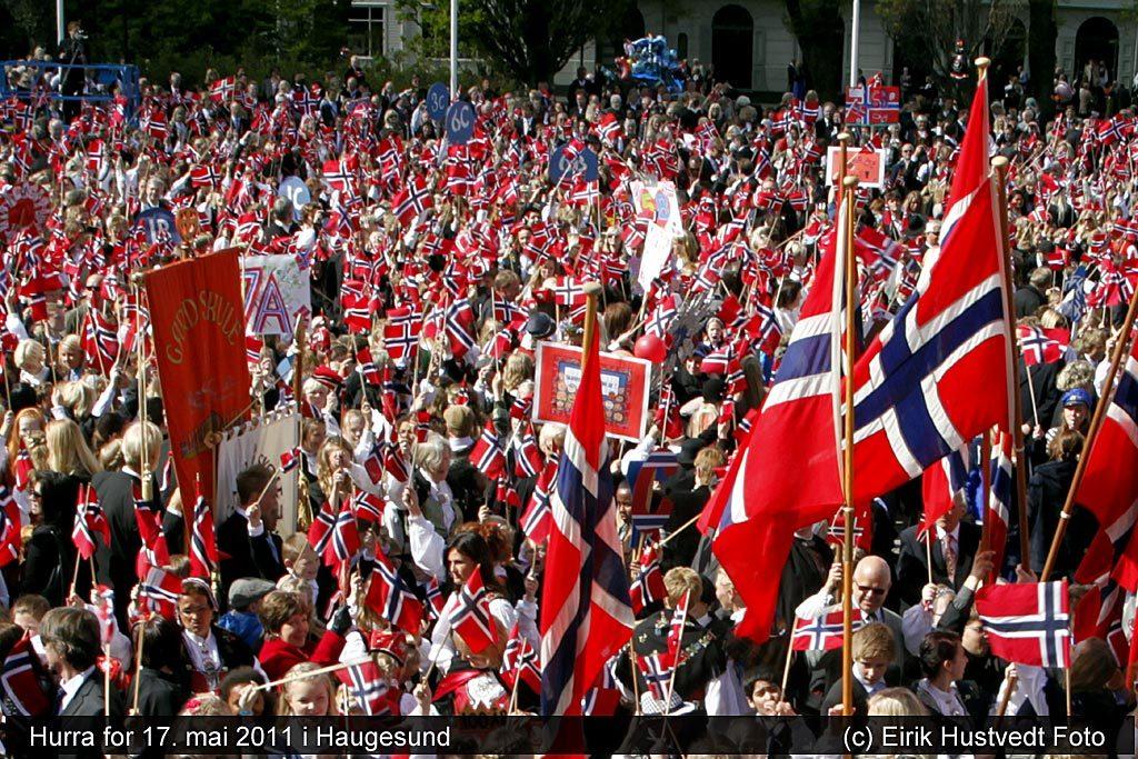 День независимости Норвегии. Источник: haugalandet.net
